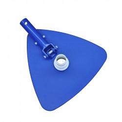 Vysavač trojúhelníkový modrý