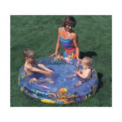 Bazén nafukovací 3 komory 102x25 cm 110L v sáčku