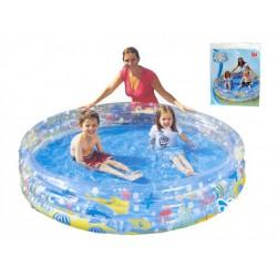 Bazén nafukovací 3 komory 152x30 cm 317L v sáčku