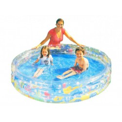 Bazén nafukovací 3 komory 183x33 cm v sáčku