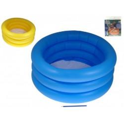 Bazén nafukovací 3 komory 70x30 cm 48L v sáčku