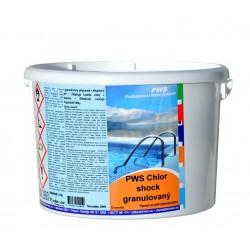 PWS Chlor shock granulovaný 5kg