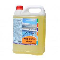 PWS Chlor shock kapalný 5l