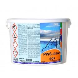 PWS Chlor šok 30kg