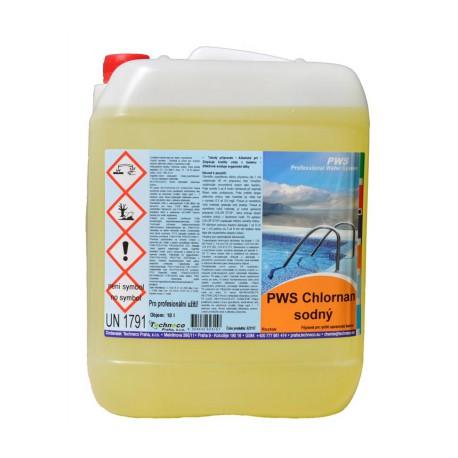 PWS Chlornan sodný 10l