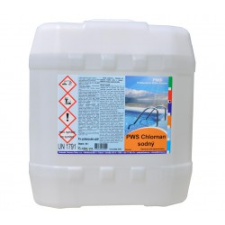 PWS Chlornan sodný 35 kg