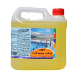 PWS Chlornan sodný 3l
