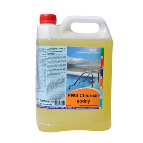PWS Chlornan sodný 5l