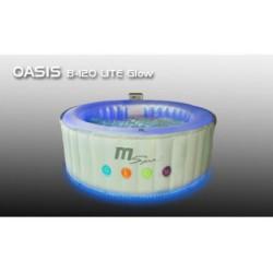 Mobilní nafukovací vířivka MSpa Glow B-120 Lite