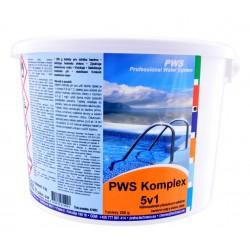 PWS Komplex 5v1 4,6kg
