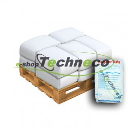 Tabletová regenerační sůl 250 kg 10x25 kg doprava zdarma
