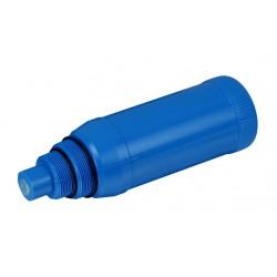 Zimní dilatační zátka do skimmeru malá - modrá