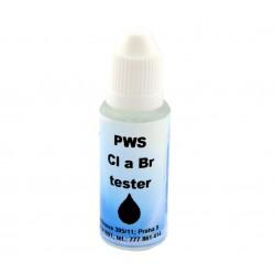 PWS Náhradní náplň k tester Cl