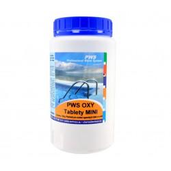 PWS OXY Tablety do bazénu MINI 1kg
