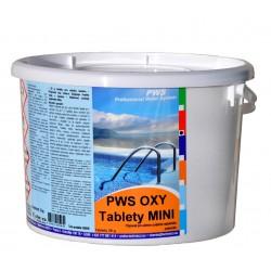 PWS OXY Tablety do bazénu MINI 20kg