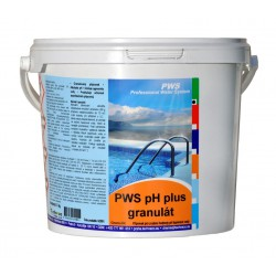 PWS pH plus granulát 10kg