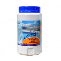 PWS Triplex tablety do bazénu MAXI 2kg