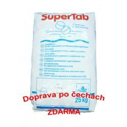 Tabletová regenerační sůl 25 kg x 20 ks